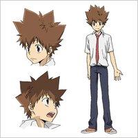 Image of Tsunayoshi Sawada