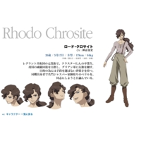 Image of Rhodo Chrosite