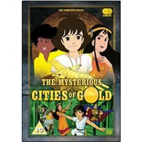 Image of The Mysterious Cities of Gold
