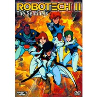 Image of Robotech II: The Sentinels