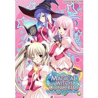 Magical Witch Concert Image