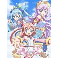 Image of Maji de Otaku na English! Ribbon-chan: Eigo de Tatakau Mahou Shoujo