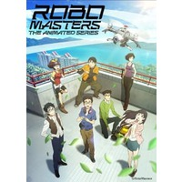 Image of RoboMasters the Animated Series