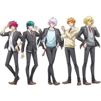 Image of Cute High Earth Defense Club Happy Kiss!
