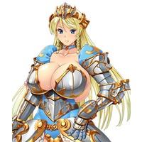 """Kyonyuu Princess Saimin """"Gesen na Anata no Mono o... Nchu, Njurururu... Rero, Shabuttari Suru Mono Desu ka!"""""""