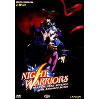 Image of Night Warriors: Darkstalkers' Revenge