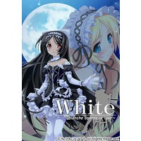 Image of White ~blanche comme la lune~ (White like the moon)