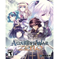 Image of Record of Agarest War Zero
