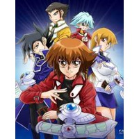 Image of Yu-Gi-Oh! GX