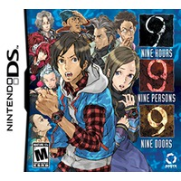 Image of 999: Nine Hours, Nine Persons, Nine Doors
