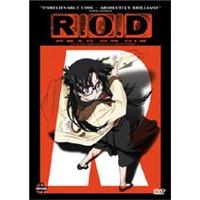 Image of R.O.D: Read or Die