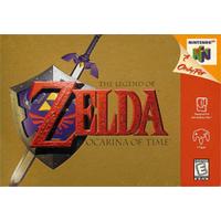 Image of The Legend of Zelda: Ocarina of Time