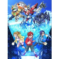 Image of Gundam Build Fighters Try