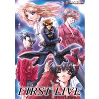 Image of First Live
