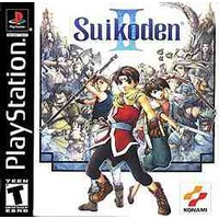 Image of Suikoden II