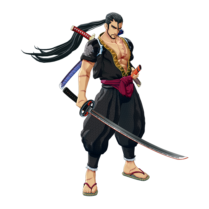 Oboro From Onechanbara Origin