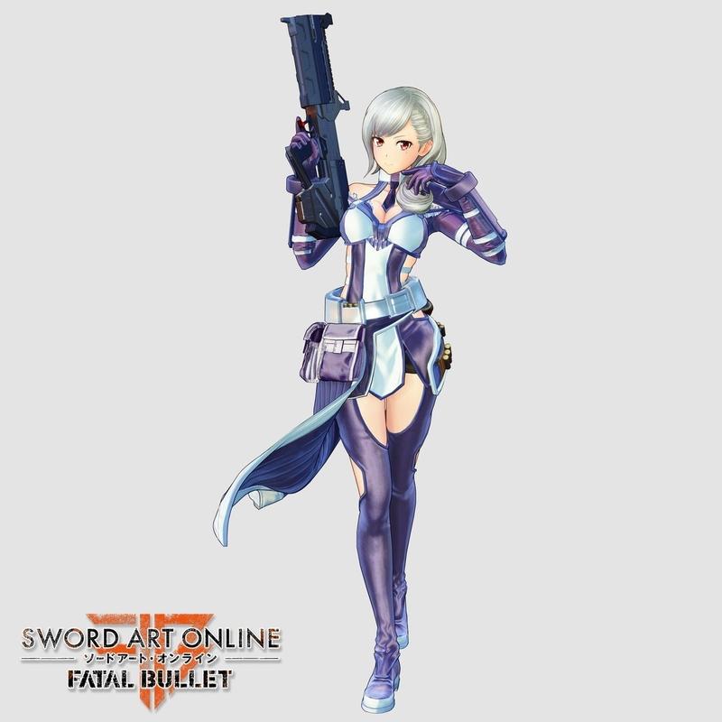 Sword Art Online: Fatal Bullet Wallpapers - Wallpaper Cave