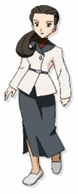 Yuko From Destiny Deoxys