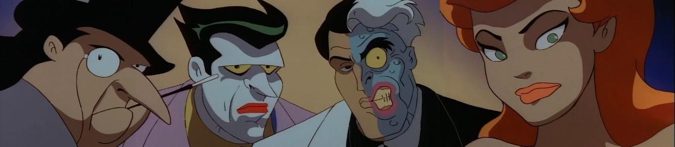 蝙蝠侠:动画系列