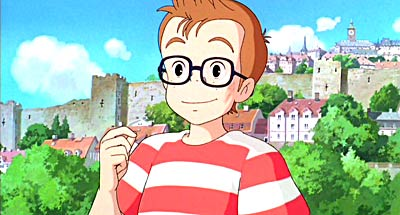 Tombo From Kiki S Delivery Service