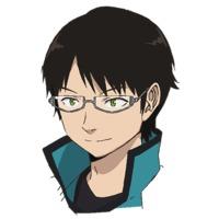 Image of Osamu Mikumo