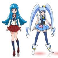 Image of Hime Shirayuki / Cure Princess