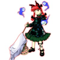 Profile Picture for Rin Kaenbyou 'Orin'