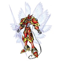 Image of Gallantmon Crimson Mode