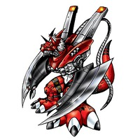 Image of WarGrowlmon