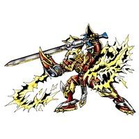 Image of EmperorGreymon