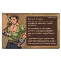 Image of Samuel Double