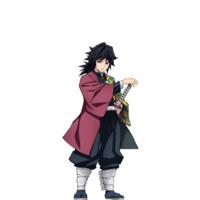Image of Giyuu Tomioka