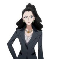 Image of Mishiro Executive Director