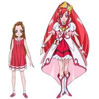 Profile Picture for Aguri Madoka / Cure Ace