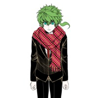 Image of Green-Haired Man