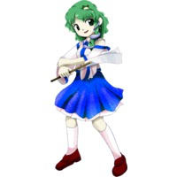 Image of Sanae Kochiya