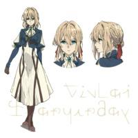 Image of Violet Evergarden