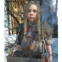 Little Flint Girl