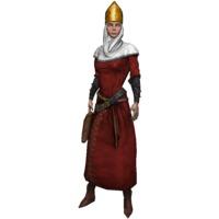Image of Novice nun