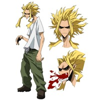 Image of Toshinori Yagi (true form)