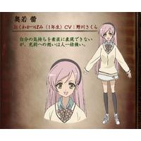 Profile Picture for Tsubomi Okuwata