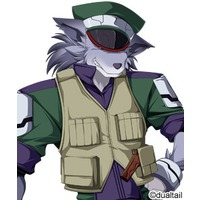 Image of Garm - Sniper wolf of poison