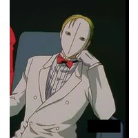 Image of Baron Masquerade (cross-dressed)