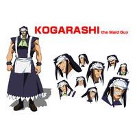 Image of Maid Guy Kogarashi