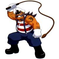 Image of Captain Blackbeard