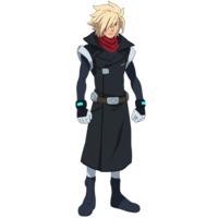 Image of Captain Ash