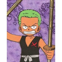 Image of Roronoa Zoro (young)