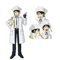 Image of Doctor O