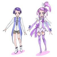 Image of Makoto Kenzaki / Cure Sword