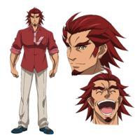 Profile Picture for Genjuurou Kazanari